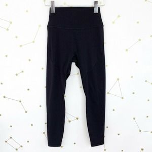 P'tula • Solid Black High Rise Shelby Leggings